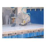 Serra de ponte automática para cortar pedras de mármore de granito (XZQQ625A)