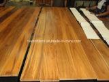 긴 판자 티크 단단한 나무 마루