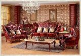 Живущий софа комнаты, угловойая софа, домашняя софа, самомоднейшая софа, кожаный софа (UL-NS133)
