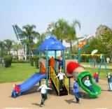 Neuer Ankunfts-Vergnügungspark-natürlicher Spielplatz, im Freienspielplatz (KY-10925)
