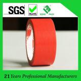 Nastro elettrico dell'isolamento adesivo del collegare del PVC, larghezza di lunghezza X 17mm di 17m, rossa