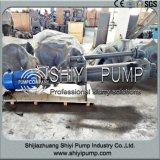Pompe centrifuge résistante à l'usure de boue de carter de vidange de mine profonde
