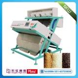 Compaginador del color del arroz del CCD, clasificadora del color, selector del color para el grano, cereal, trigo, maíz, cacahuete, habas, gérmenes, té, tuercas