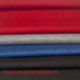 Ткань Knit рейона полиэфира Spandex для костюма брюк пальто
