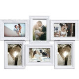 Plastic Multi Openning Home Decorative Craft Collage Frame