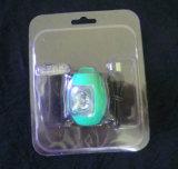 Cadre de empaquetage d'ampoule en plastique d'OEM avec le carton d'impression