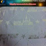 """Жаккард """" Star&House """", цветастый жаккард Twill полиэфира на подкладка (22)"""