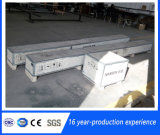 Máquina de estaca portátil 1.6m*3m/6m/12m/20m/do plasma do CNC de China