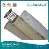 Мешок пылевого фильтра Nomex ткани смешивая завода асфальта (D160 x L3000mm)