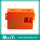 주문 녹색 주황색 까만 기계장치 플라스틱 형 부속