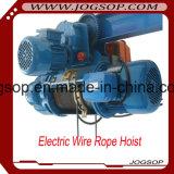 2 preço elétrico da grua de corda do fio da tonelada 2tx6m CD1/MD1 380V