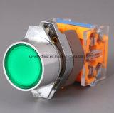 Interruttore di pulsante di marca della scanalatura (serie di LA118A)