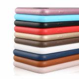 Крышка случая телефона PU официального горячего сбывания популярная кожаный на iPhone 7