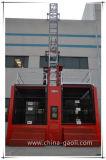 Gaoli Sc200/200 -2000kg 세륨, GOST는 2 톤 건축 엘리베이터를 승인했다