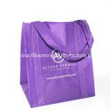 Réutiliser bon marché les achats faits sur commande d'impression empaquetant le sac non tissé