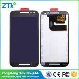 Pantalla del LCD del teléfono celular para la asamblea de la GEN LCD de Motorola Moto G 1r G 2do Gen/G 3ro