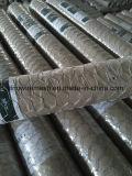 Heißes BAD galvanisiert und Belüftung-überzogene sechseckige Draht-Filetarbeit