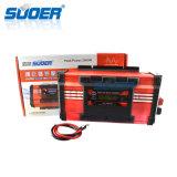AC 순수한 사인 파동 태양 에너지 변환장치 (FPC-D1500B)에 Suoer 1500W 24V 220V DC