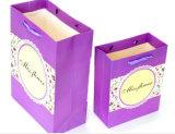 Bolsa de papel de empaquetado impresa Caliente-Venta para la ropa