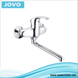 新しいモデルの到着の単一のハンドルの壁に取り付けられた台所Mixer&Faucet Jv71505