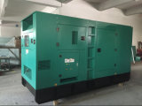 Générateur 2017 électrique silencieux diesel de vente des prix de constructeur d'usine de Guangzhou Generador 200kw diesel