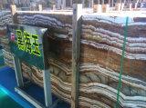 卸売価格のための黒いヒスイの壁の石の大理石の白い静脈