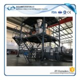 제림기를 재생하는 고용량 낭비 플라스틱 PE/PP/PVC 필름 또는 조각
