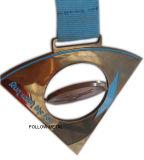 Médaille de marathon pour Windermere avec la lanière thermique de transfert de fileur