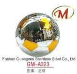 Декоративный шарик верхней части поручня нержавеющей стали (шарик Siamesed)