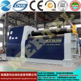 세륨 승인되는 CNC 격판덮개 벤더 회전 기계 Mclw12xnc-30*2500
