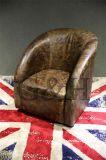 Retro 현대 여가 의자는 의자를 이완한다