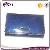 [فني] رفاهيّة محفظة [كرد هولدر] محفظة إمرأة, قابض محفظة معدنة إطار