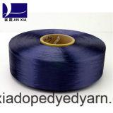 Fils de polyesters teints par dopant du filament 1000d/288f de FDY