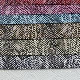 Piel artificial del PVC de la PU de la alta calidad superior de la venta 2017 para el bolso del bolso (W252)