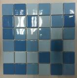 Azulejo de mosaico de cristal de cerámica de cerámica de la piscina del mosaico de la porcelana