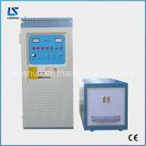 macchina di indurimento di induzione di trattamento termico della superficie del piatto d'acciaio 160kw