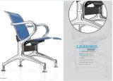 単一普及した鋼鉄椅子の高品質の公立病院の訪問者の椅子および在庫の2 Seater空港椅子A61#