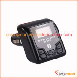 차 MP3 선수와 가진 Bluetooth FM 전송기 전화 충전기 장비