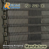 Hersteller-Augen-Flexförderanlage, 304/316 Augen-Link-Draht-Förderband