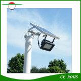солнечный свет сада высокой яркости прожектора IP65 напольный солнечный 54LED света потока 5W водоустойчивый