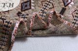소파를 위한 가정 직물 직물 셔닐 실 자카드 직물 직물 디자인