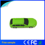 Memoria Flash promocional del USB de la dimensión de una variable del coche de la aduana 3D
