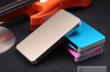 Nouvelle arrivée vente chaude métal Slim Power Bank 6000mAh