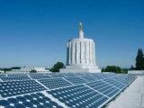 Het zonne Systeem van de Macht van gelijkstroom voor Last van de LEIDENE Telefoon van Lampen de Mobiele