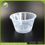 De verschillende Duidelijke Afgedrukte Beschikbare Plastic Kom van de Douane voor de Noedel van de Soep van de Salade