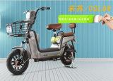 Motorino elettrico anteriore 500W del ciclomotore della cassetta portautensili con il faro Digital Speedmeter del LED