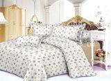 極度の柔らかい洗濯できる多または綿のサテンの寝具の一定のシーツセット