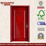 Europäische Art-Ebenen-festes Holz-Innentüren (GSP2-059)