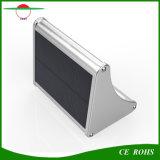 48LED 4つの働くモードの屋外のパスのための太陽角ライト900lmレーダーの動きセンサーの太陽庭ライト壁ライト