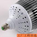 Éclairage en aluminium d'ampoule du corps DEL de la haute énergie E27/E40
